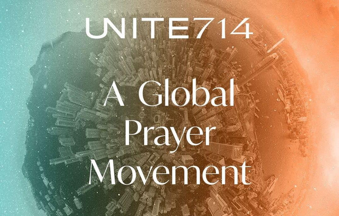 Unite714 joins hearts in humility, prayer and seeking God's Face