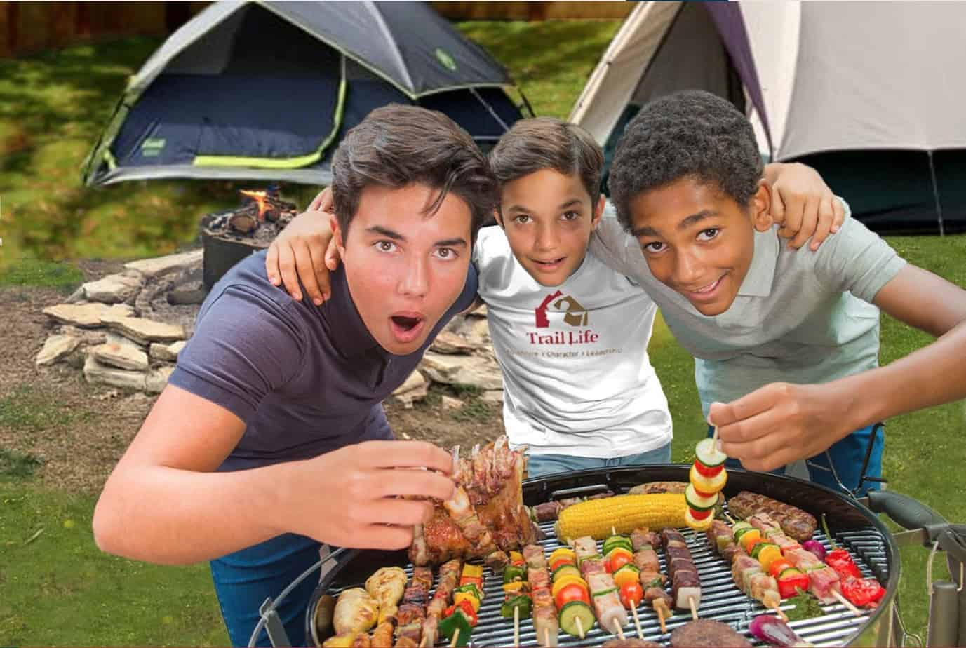Trail Life USA calls Americans to 'invite someone different' to their Fourth of July cookout