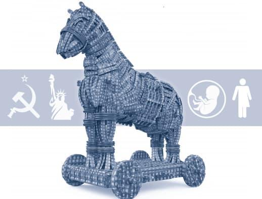 Trojan Horses – how the radical left schemes against faith, family and freedom