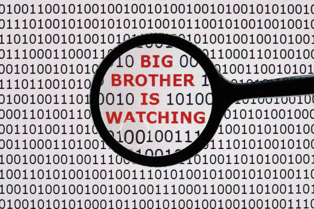 Big Brother is watching, socialism is increasing, how should we respond?