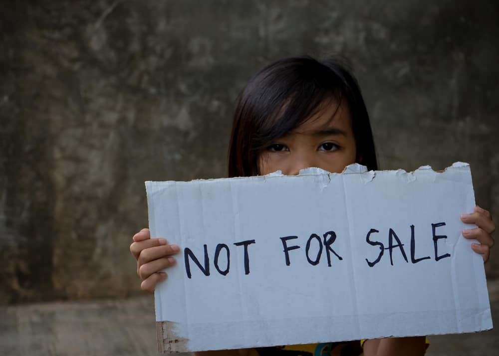 Human Trafficking – We need to stand together to end this evil scourge