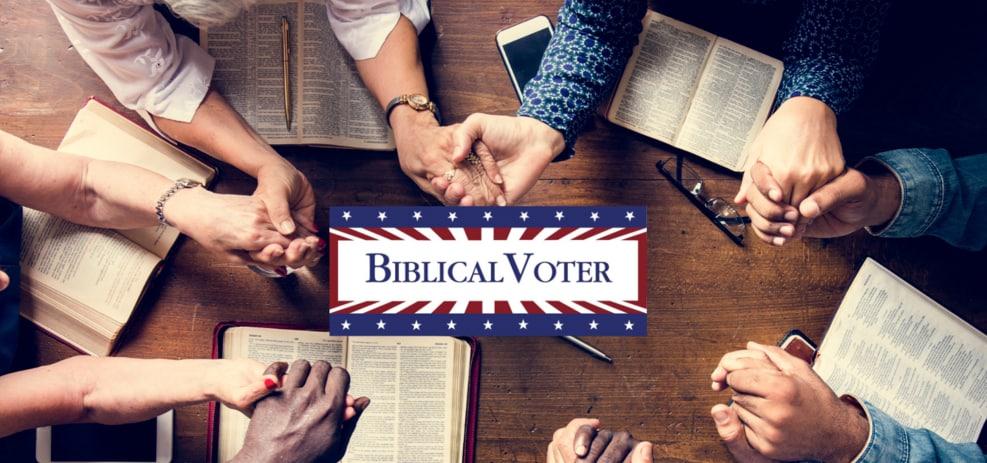 Vote biblically