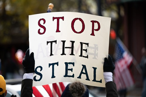 Why 'Stop the Steal' is about much more than just supporting President Trump