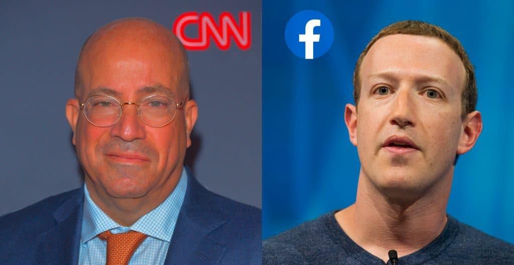 CNN and Facebook leaders