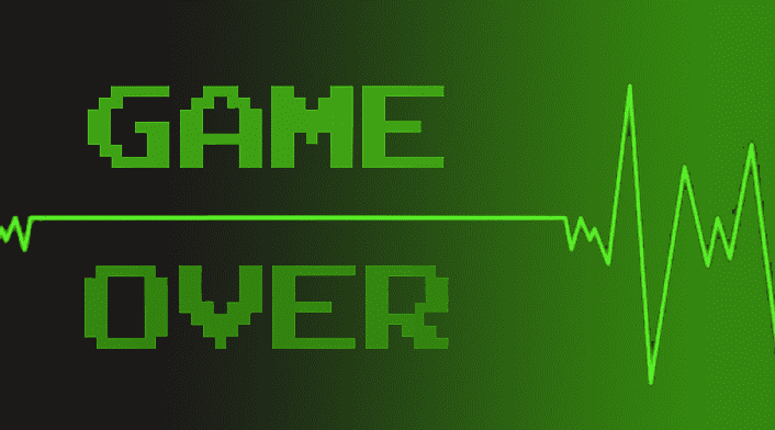 Game Over? It's not over until God says it's over!