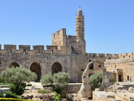 The Tower of David Museum uncovers hidden treasures and secrets of Jerusalem's past