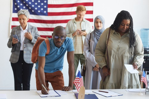 USA needs to restore voter confidence after multiple election fraud allegations, court cases and hearings