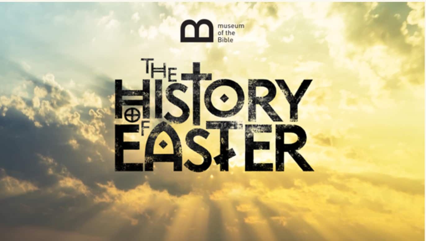 Remember the death and resurrection of our Lord as you watch Easter on TBN