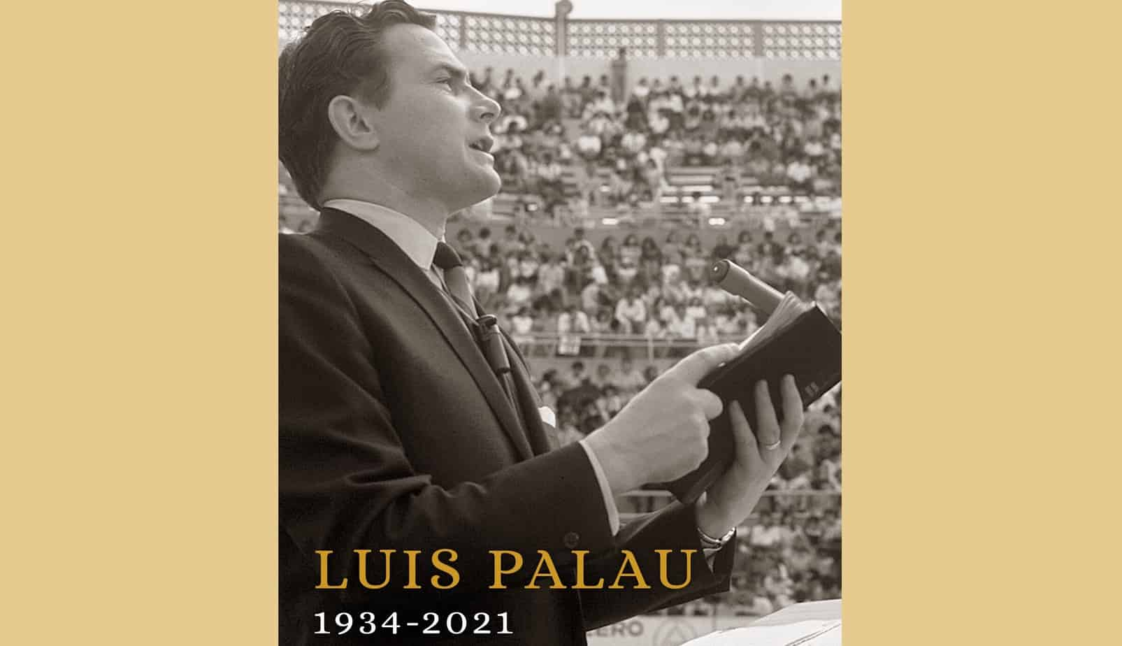 Luis Palau Memorial Service – Watch the live stream this weekend