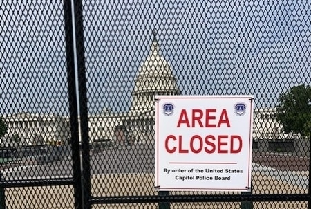Public prayer prohibited at US Capitol  on July 4th for 1st time in history