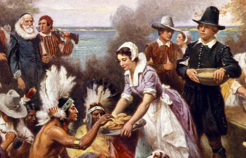 Celebrating 400 years since the First Thanksgiving